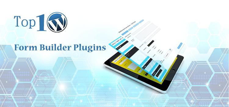 Top 10 WordPress Form Builder Plugins 2021